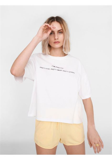 T-shirt NOISY MAY | T-shirt | 27015975BIANCO