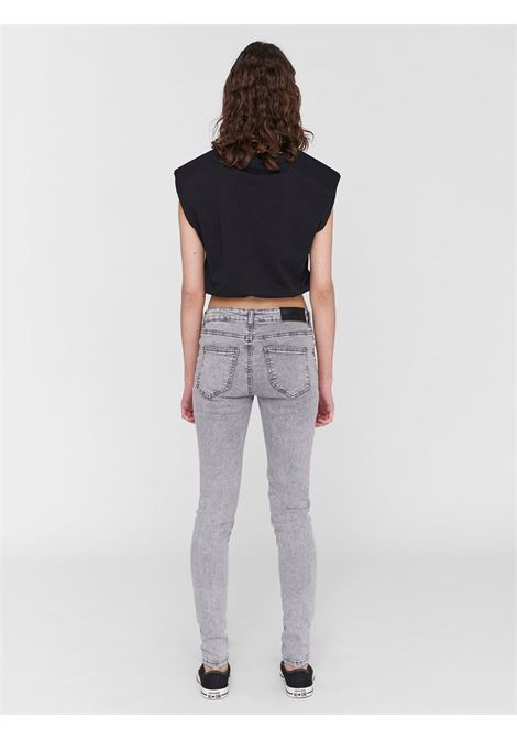 T-shirt crop NOISY MAY | Sweaters | 27016994NERO
