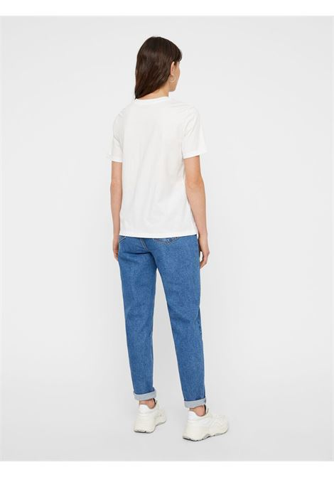 T-shirt PIECES | T-shirt | 17086970BIANCO
