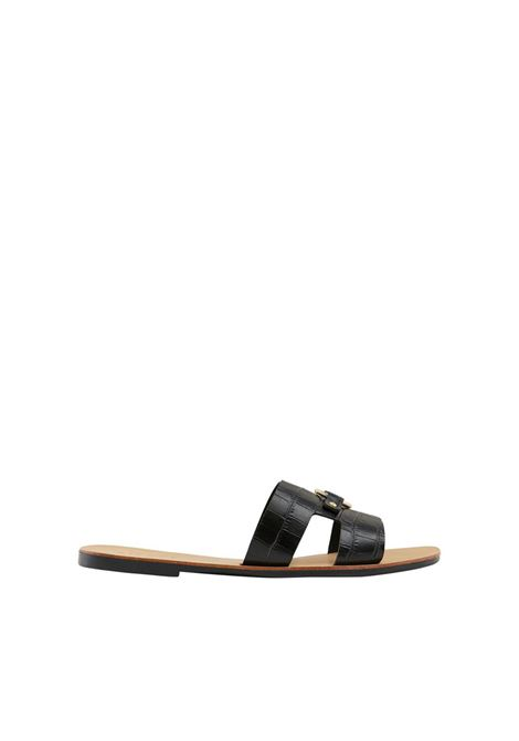 Sandali PIECES | Sandali | 17103656NERO