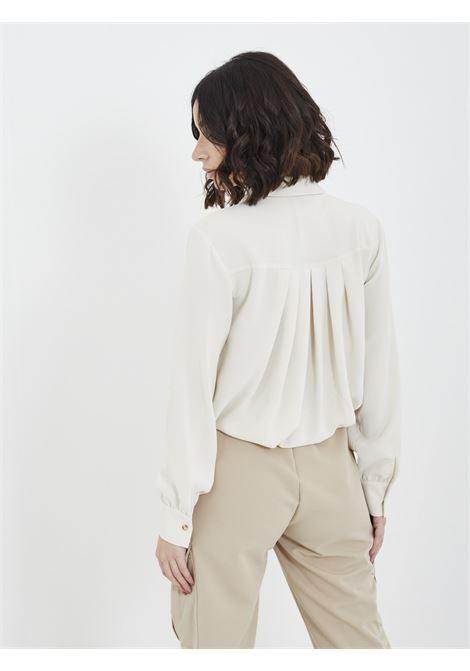 Camicia PIECES   Camicie   17110702PANNA