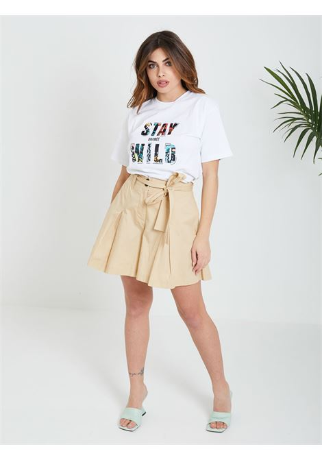 Short PIECES | Shorts | 17112521BEIGE