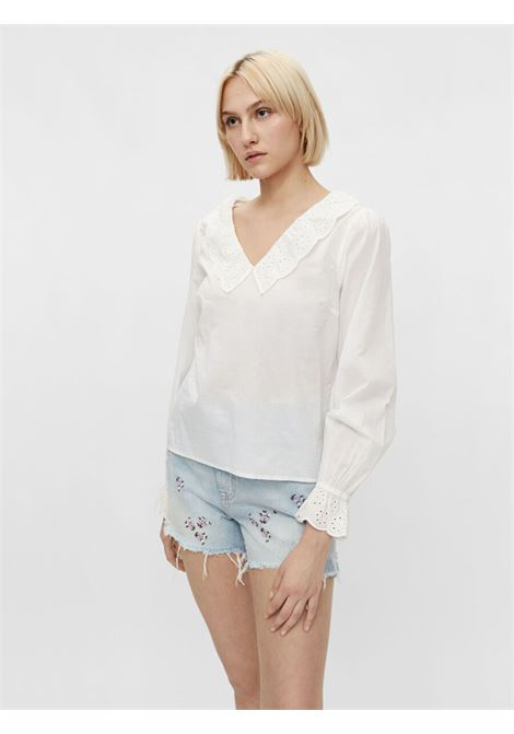 Camicia PIECES | Camicie | 17112595BIANCO