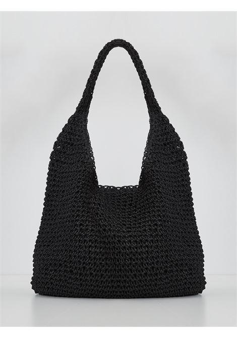 Bag PIECES | Bags | 17113256NERO