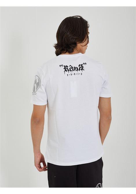 T-shirt REVER | T-shirt | RA07121UBIANCO