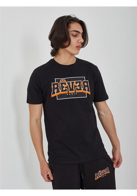 T-shirt REVER | T-shirt | RA19121UNERO