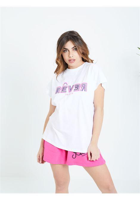 T-shirt REVER | T-shirt | RA29121DBIANCO