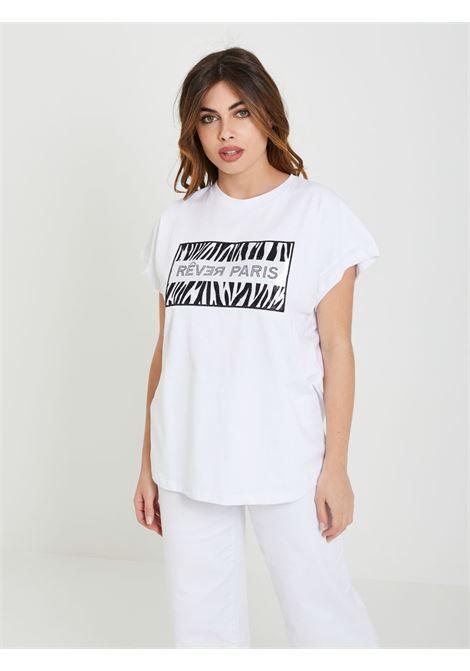 T-shirt REVER | T-shirt | RA33121DBIANCO