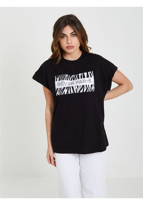 T-shirt REVER | T-shirt | RA33121DNERO