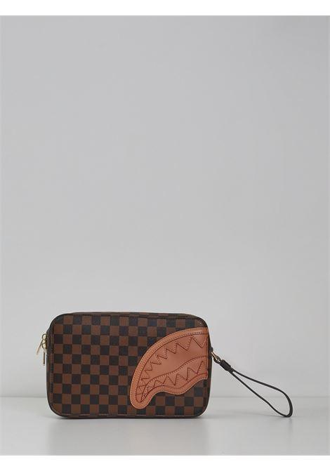 Henny brown SPRAYGROUND | Pochette | 910B3565MARRONE