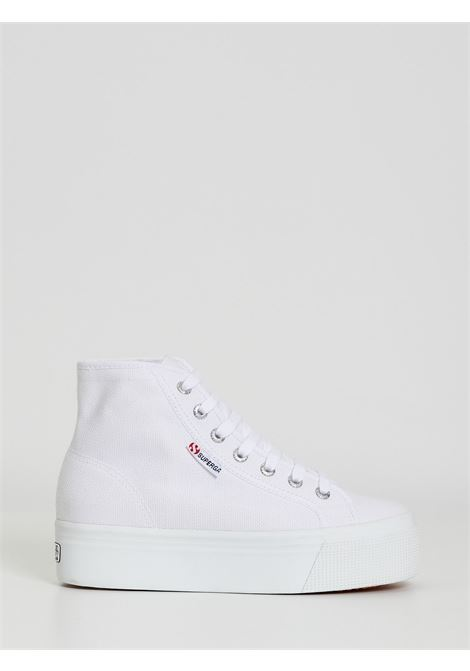 Hi top SUPERGA | Sneakers | S3111MWBIANCO