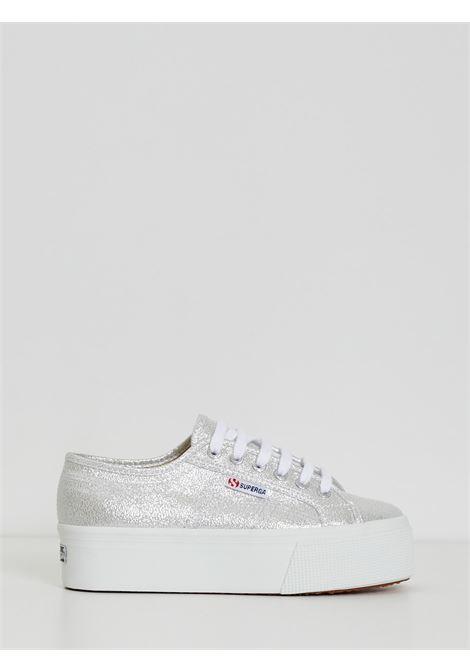 Lamè SUPERGA | Sneakers | S61174WARGENTO
