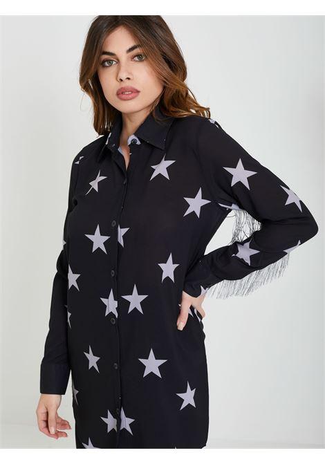 Maxi-Camicia T+ART | Camicie | 18NERO