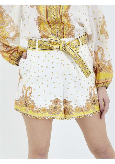 Short TPN | Shorts | EULALIE SHORTSBIANCO