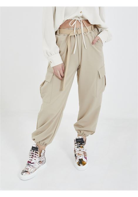 Pantaloni cargo TPN | Pantaloni | FERNANDEBEIGE