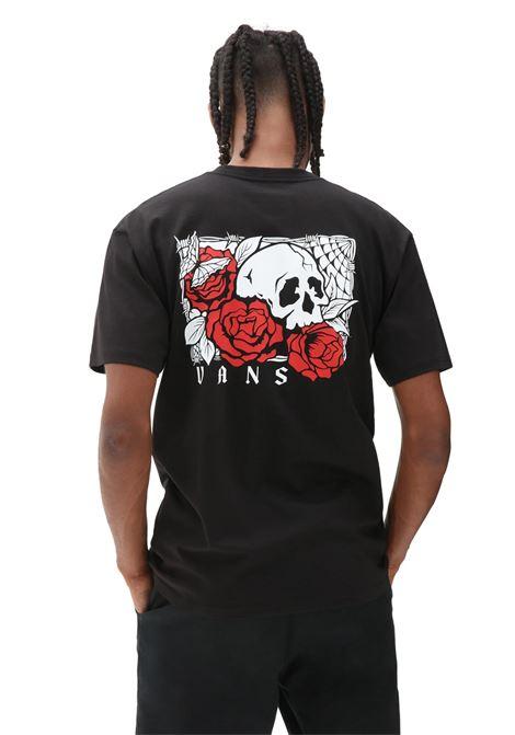 T-shirt VANS | T-shirt | VN0A54CVBLK1NERO