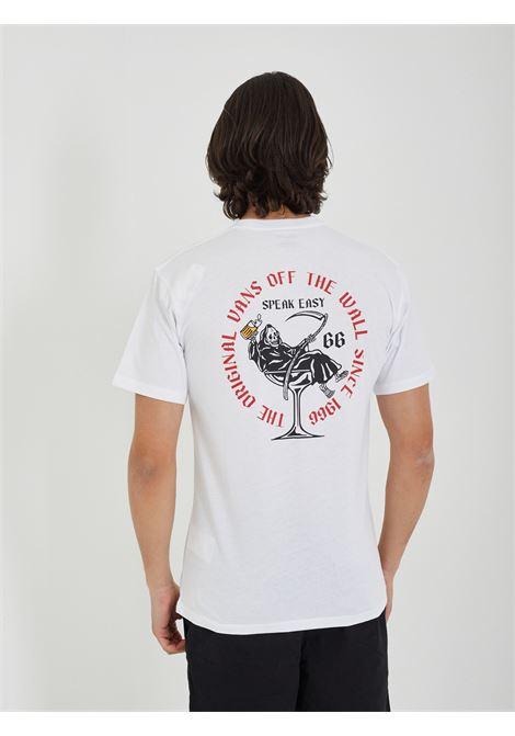 T-shirt VANS | T-shirt | VN0A54CWWHT1BIANCO