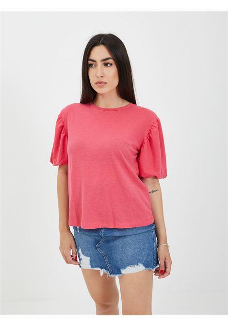 T-shirt VERO MODA | T-shirt | 10243905FUXIA