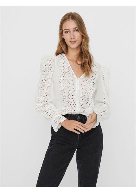 Blouse VERO MODA | Shirts | 10244435BIANCO