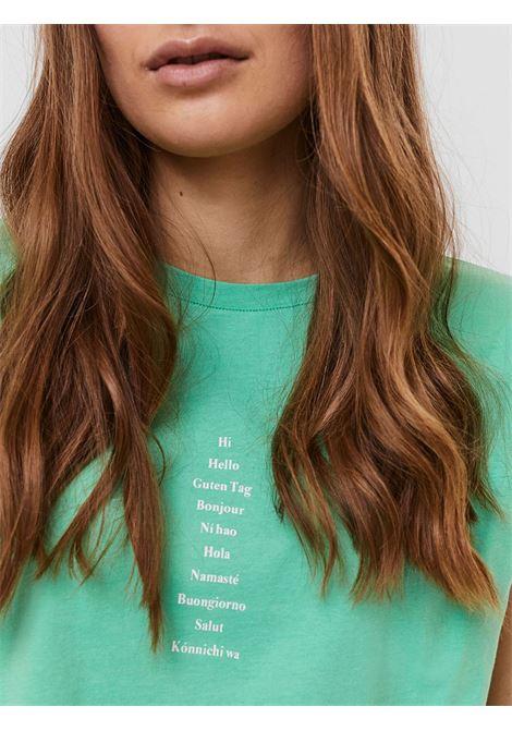 T-shirt VERO MODA | T-shirt | 10245256VERDE