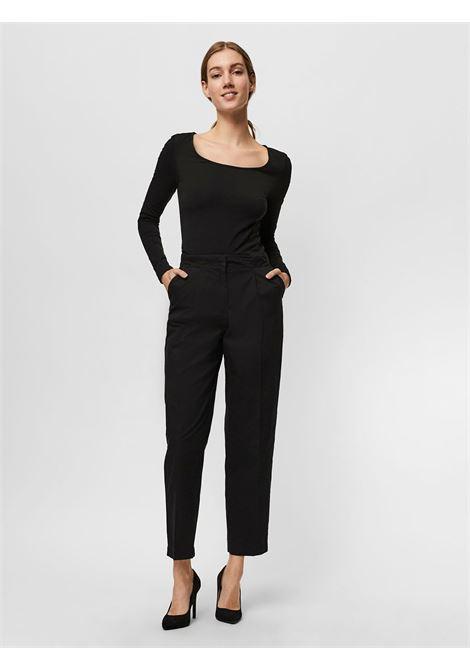 Trousers VERO MODA | Trousers | 10246856NERO