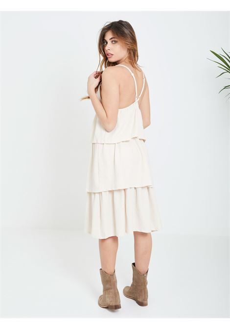 VERO MODA | dress | 10247621BEIGE