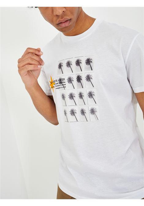 T-shirt WHITE OVER | T-shirt | 00110BIANCO