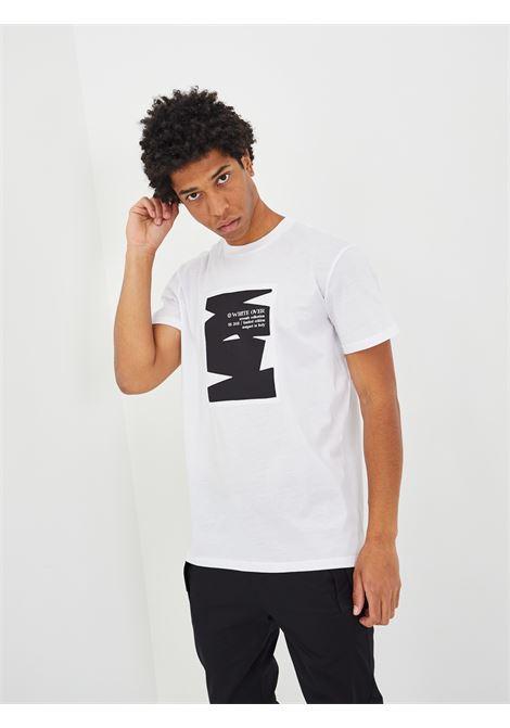 T-shirt WHITE OVER | T-shirt | 00112BIANCO