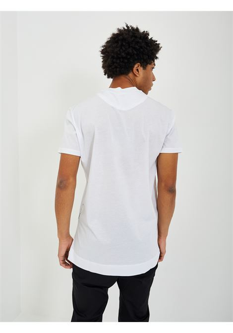 T-shirt WHITE OVER | T-shirt | 00113BIANCO