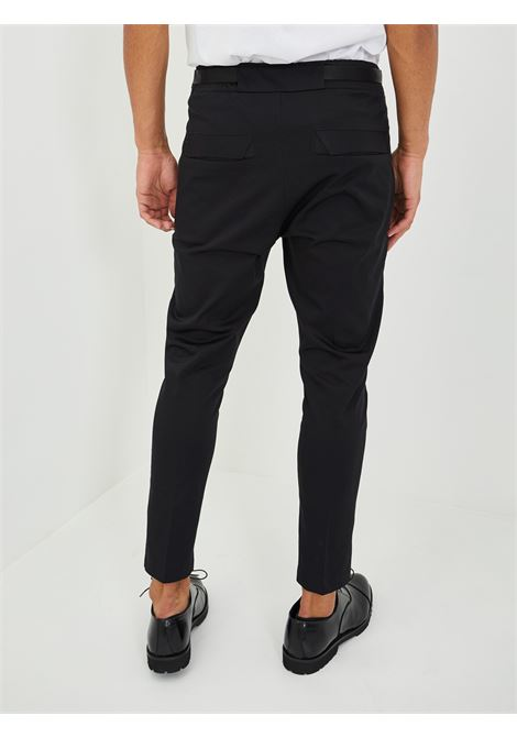 Pants WHITE OVER | Trousers | 00403NERO