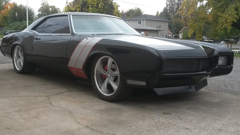 1967 Buick Riviera Gs 430 Ci Automatic Mecum Auctions