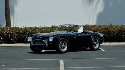 1963 Shelby 289 Cobra Roadster