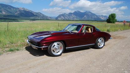 1966 Chevrolet Corvette Resto Mod