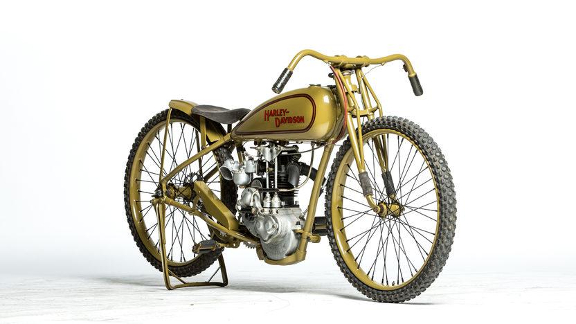 1928 Harley Davidson Ohv Peashooter: 1928 Harley-Davidson OHV Peashooter SINGLE