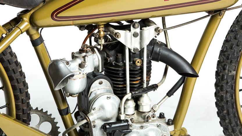 1928 Harley Davidson Sa Ohv Peashooter Rare Twin Port: 1928 Harley-Davidson OHV Peashooter SINGLE