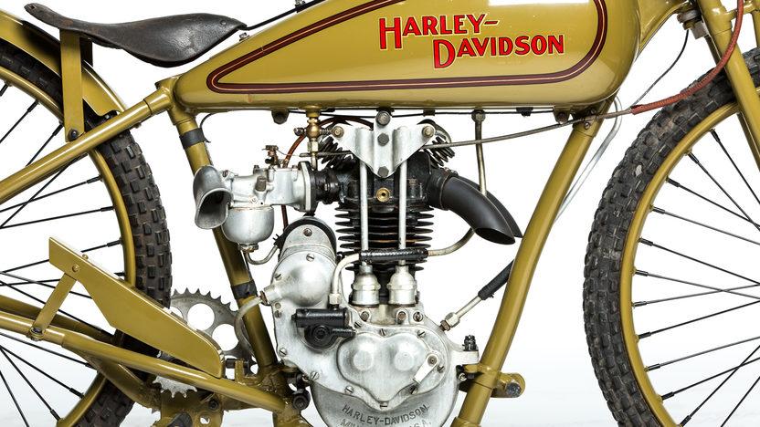 1928 Harley-Davidson OHV Peashooter SINGLE