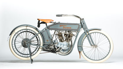 1912 Harley-Davidson Model 8A Twin