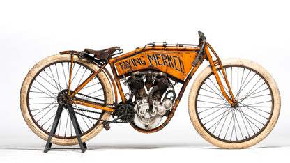 1911 Flying Merkel Board Track Racer