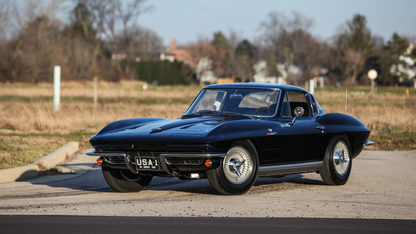 1964 Chevrolet Corvette Tanker Coupe