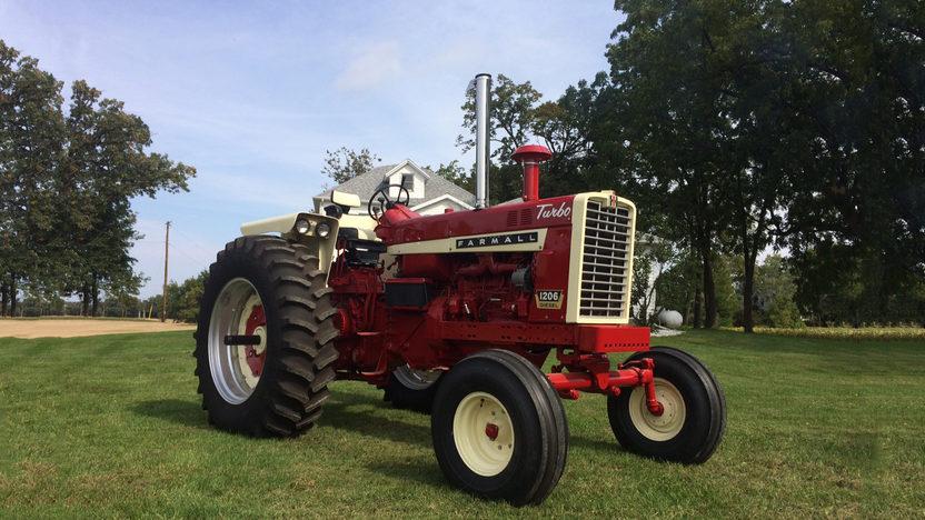 656 international tractor wiring diagrams 1206 international tractor wiring 1966 farmall 1206 | mecum auctions