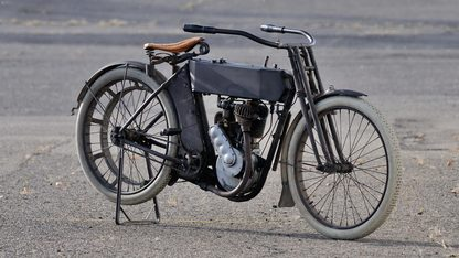 1911 Harley-Davidson 7A Single