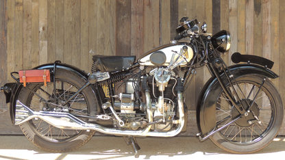 1933 Matchless Silverhawk