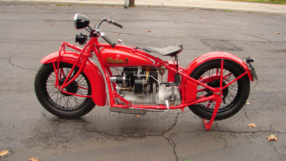 1929 Indian Ace Four