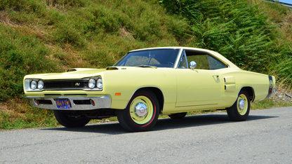 1969 Dodge Hemi Super Bee