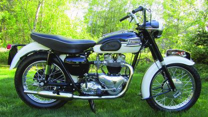 1959 Triumph T110 Tiger