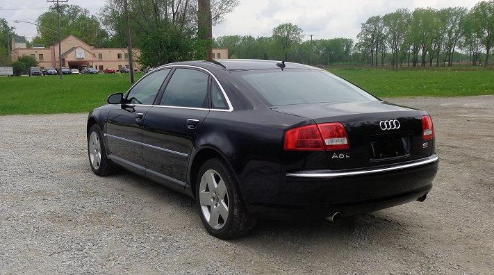 2007 audi a8l 4 2  335 hp  automatic