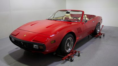 1972 Ferrari 365 GTC/4 Straman Spider Conversion