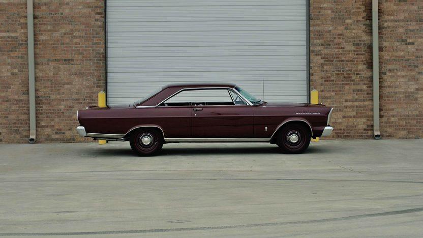 1965 Ford Galaxie 500 R Code 427 425 Hp 4 Speed Mecum