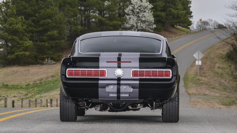 1965 ford mustang resto mod 331 450 hp 5 speed mecum auctions. Black Bedroom Furniture Sets. Home Design Ideas