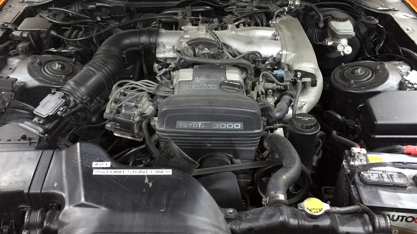 Toyota Supra Fast And Furious Engine 1993 Toyota Supra Fast And